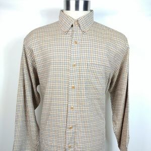 Brooks Brothers Mens Shirt Size Large